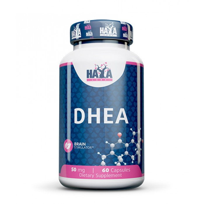Haya Labs - DHEA 50mg / 60 caps