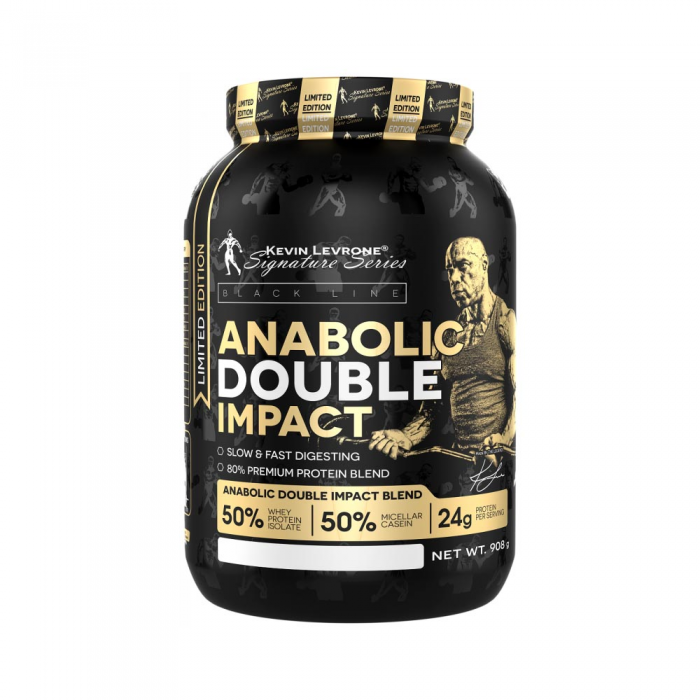 Kevin Levrone Black Line / Anabolic Double Impact - 908гр.​