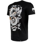 Тениска - Venum Dragon's Flight T-shirt - Black / White​