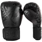 Боксови ръкавици - Venum Dragon's Flight Boxing Gloves - Black/Black​