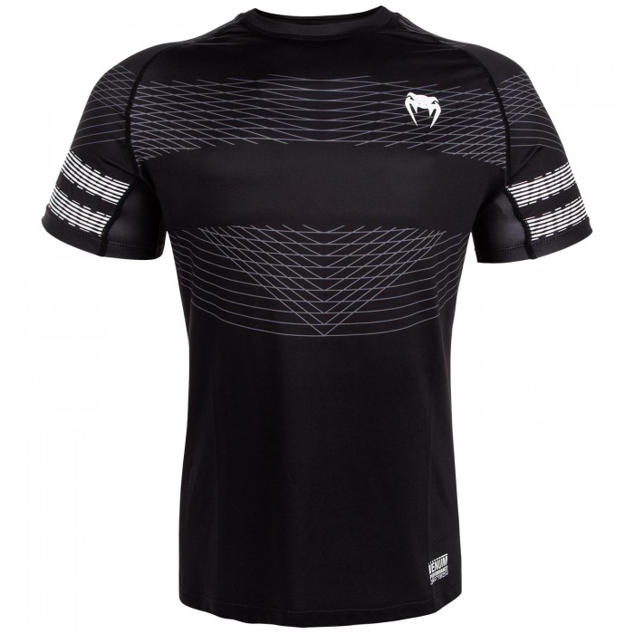 Тениска - Venum Club 182 Dry Tech T-shirt - Black​
