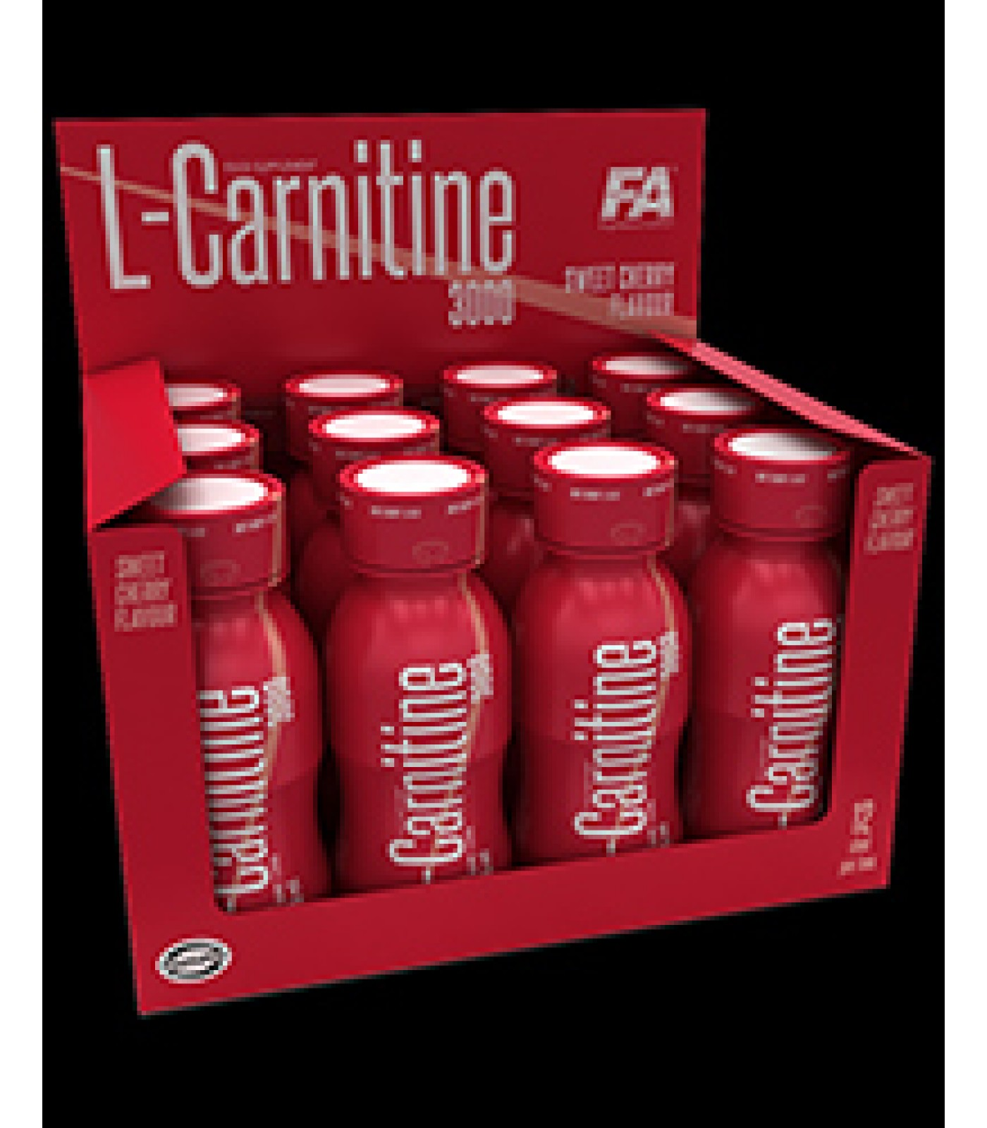 FA Nutrition - L-Carnitine 3000 / 12 x 100ml.