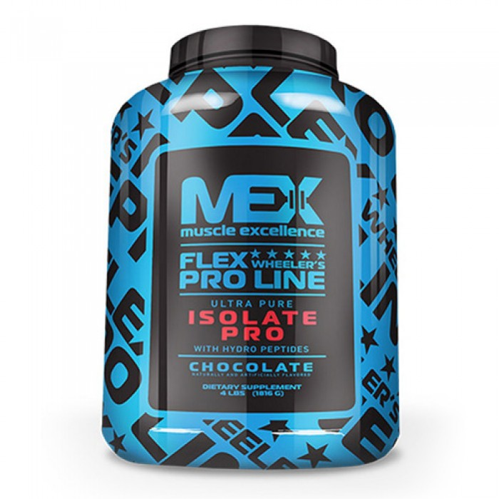 MEX - Flex Wheeler's Isolate Pro / 4lb.