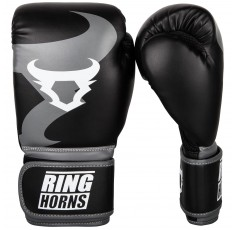 Боксови Ръкавици - Ringhorns Charger Boxing Gloves - Black​