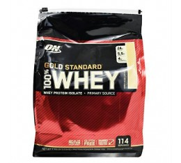 Optimum Nutrition - 100% Whey Gold Standard / 7lb.