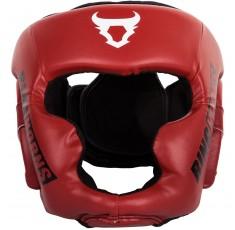 Протектор за глава / Каска - Ringhorns Charger Headgear - Red   Протектори за глава