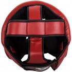 Протектор за глава / Каска - Ringhorns Charger Headgear - Red  