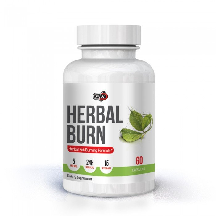 Pure Nutrition - Herbal Burn / 60caps.