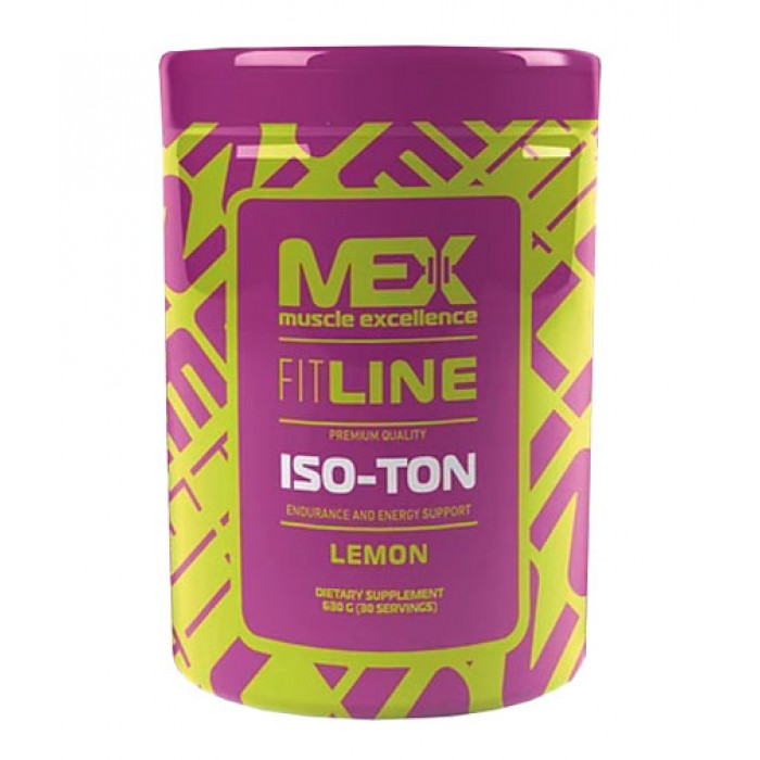 MEX ISO-TON / 30 Serv.