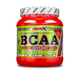 AMIX BCAA Micro-Instant Juice / 300g. Хранителни добавки, Разклонена верига (BCAA)