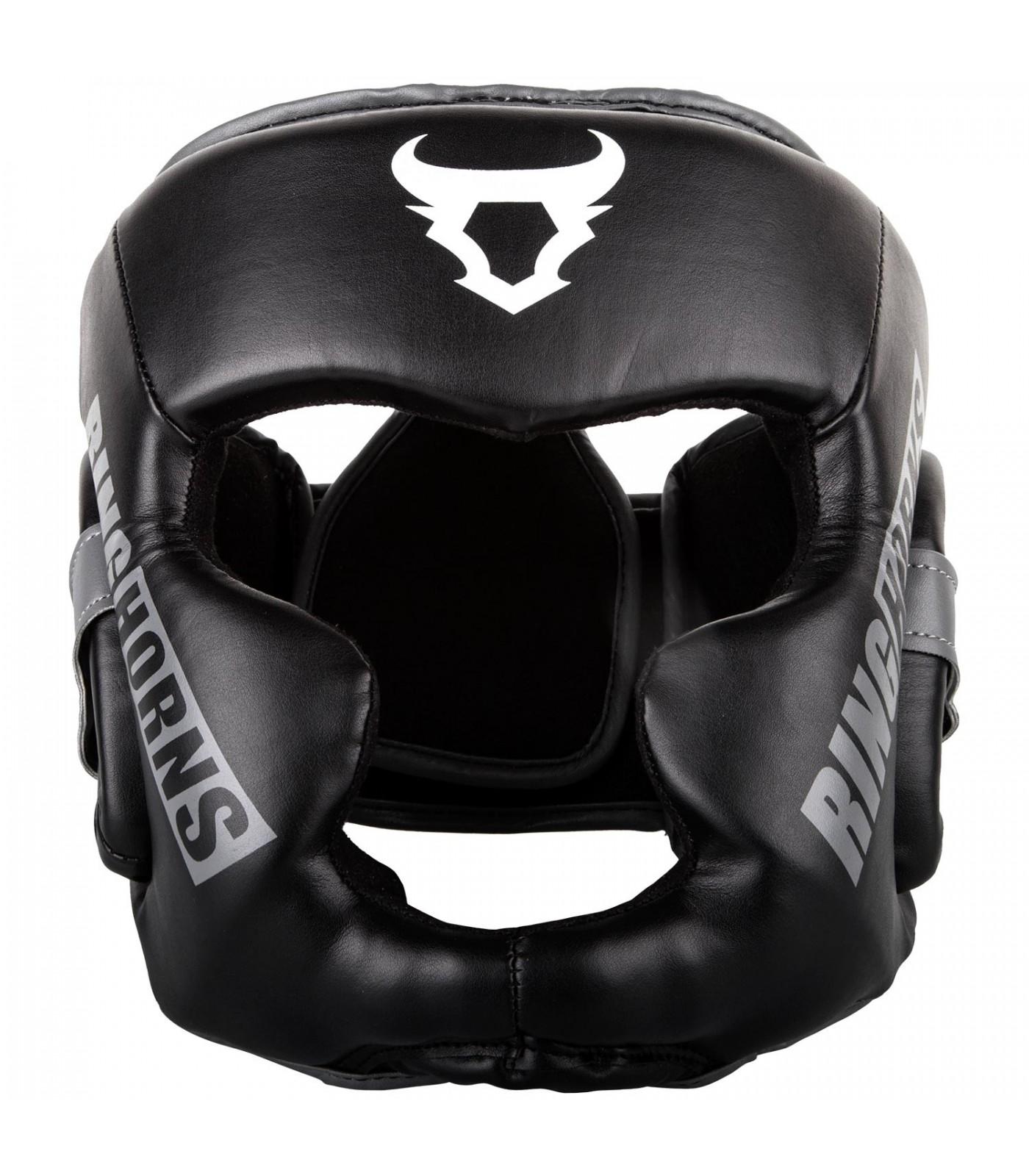 Протектор за глава / Каска - Ringhorns Charger Headgear - Black 