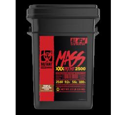 Mutant - MASS XXXTREME 2500 / 20lbs Хранителни добавки, Гейнъри за покачване на тегло, Гейнъри