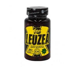 CVETITA HERBAL Leuzea 100mg / 30 Caps. Хранителни добавки, Здраве и тонус, На билкова основа