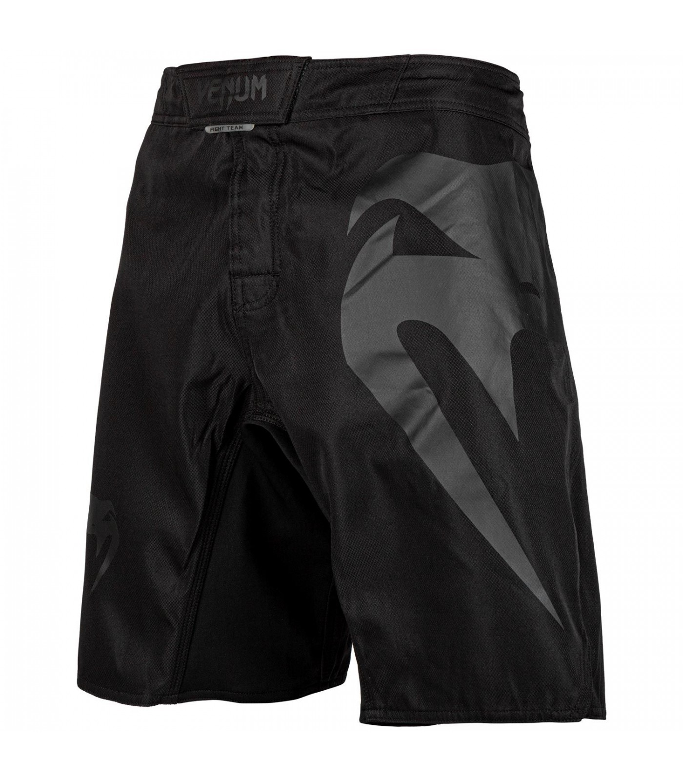 Шорти - Venum Light 3.0 Fightshorts - Black/Black​
