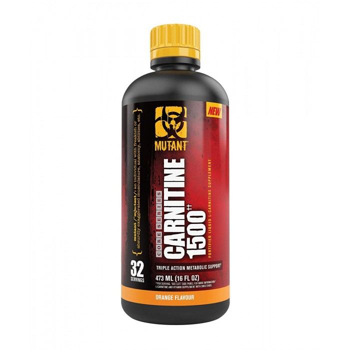 Mutant - Liquid Carnitine 1500 / 473ml.​