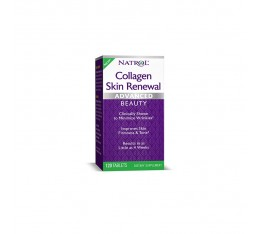 Natrol Collagen Skin Renewal / 120 tabs. Хранителни добавки, Други хранителни добавки, Здраве и тонус