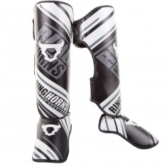 Протектори за крака - Ringhorns Nitro Shinguards Insteps - Black​