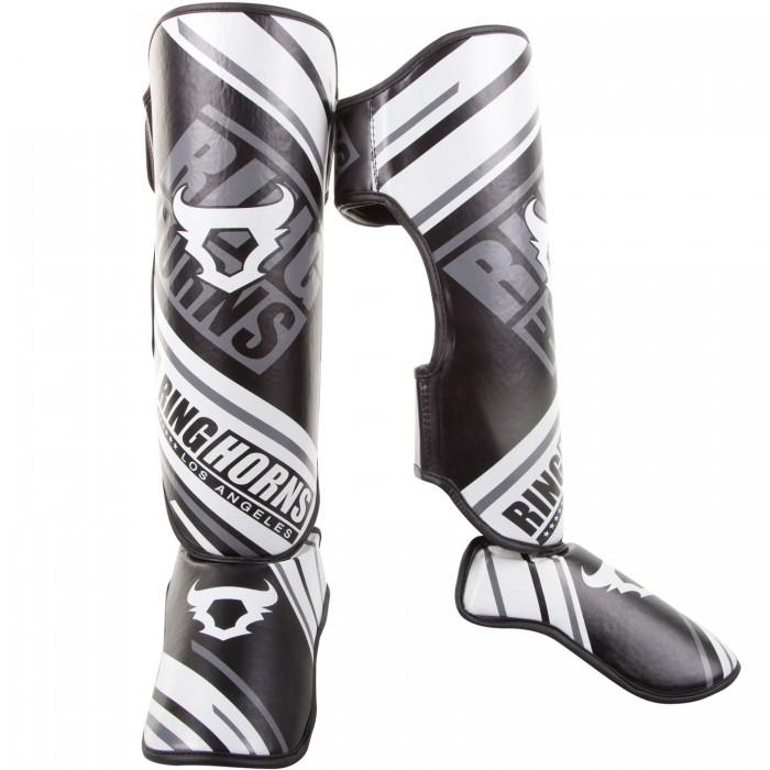 Протектори за крака - Ringhorns Nitro Shinguards Insteps / Black