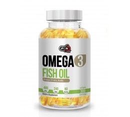 Pure Nutrition - Omega 3 Fish Oil / 300 softgels.