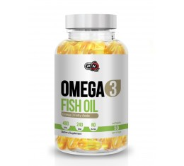 Pure Nutrition - Omega 3 Fish Oil / 50 softgels.