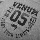Тениска - Venum Origins T-Shirt - Heather Grey
