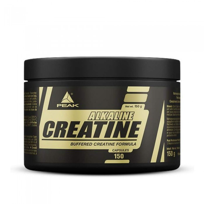 PEAK Alkaline Creatine / 150caps.