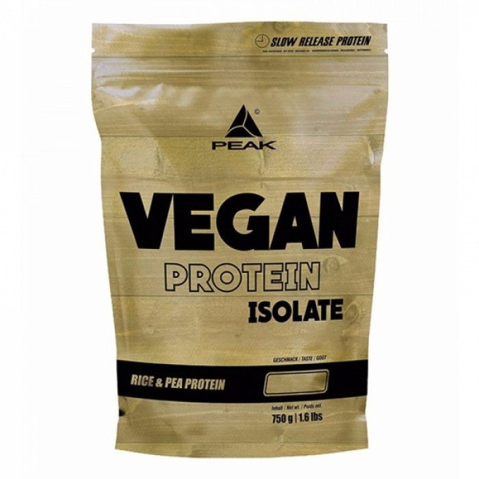 Peak - Vegan Protein Isolate / 750gr