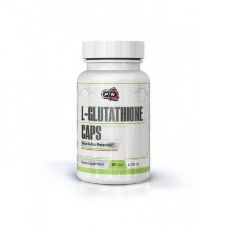 Pure Nutrition - L-Glutathione 250 mg 60 caps