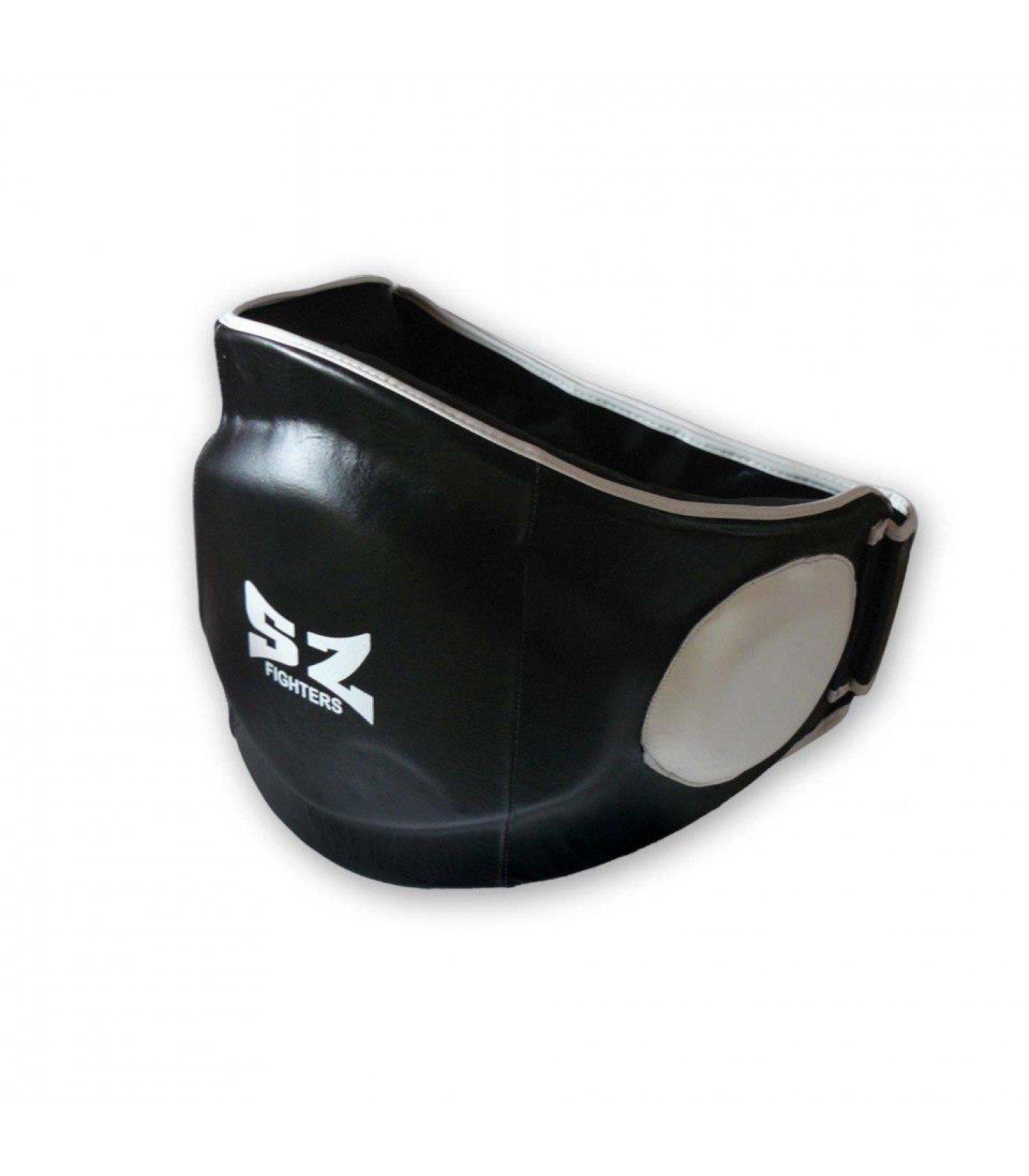 SZ Fighters - Треньорски пояс (Изкуствена кожа)