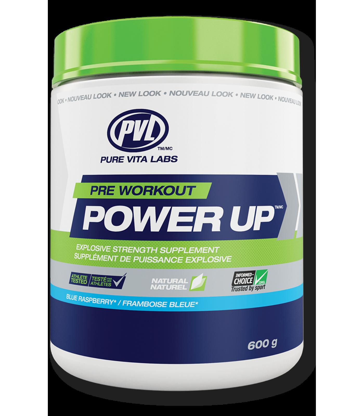PVL - Power Up / 600 gr