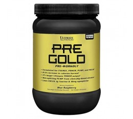 Ultimate Nutrition Pre Gold 250гр.