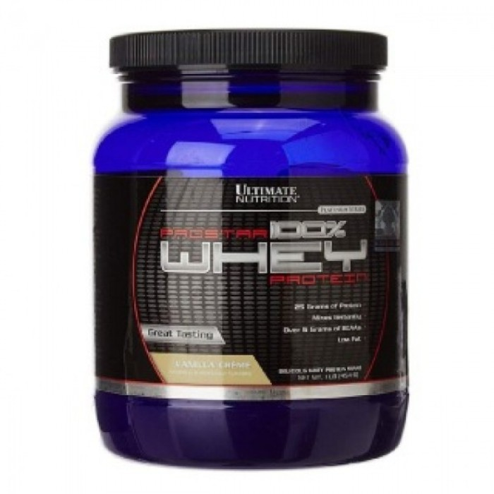 Ultimate Nutrition Prostar Whey / 454 гр.