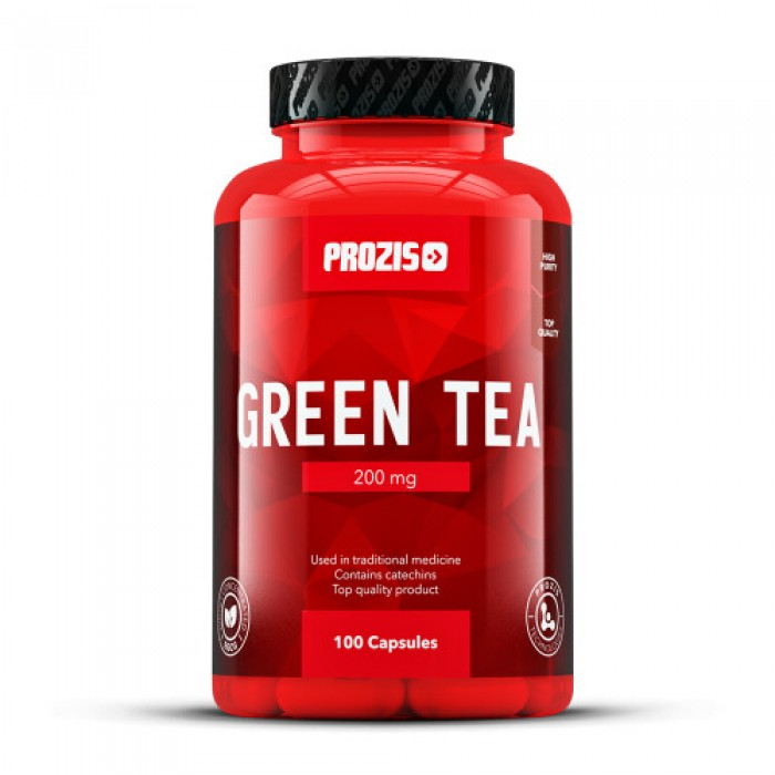 Prozis Green Tea 200mg / 100caps.