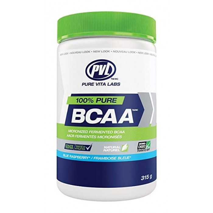 PVL - 100% Pure BCAAs 300gr