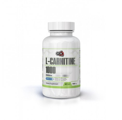 Pure Nutrition - L-Carnitine 1000 / 60caps.