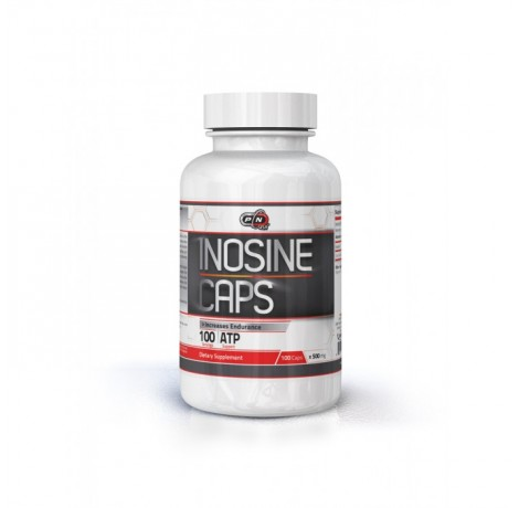 Pure Nutrition - 100% Pure Inosine / 100caps.