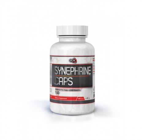 Pure Nutrition - 100% Pure Synephrine / 100caps.