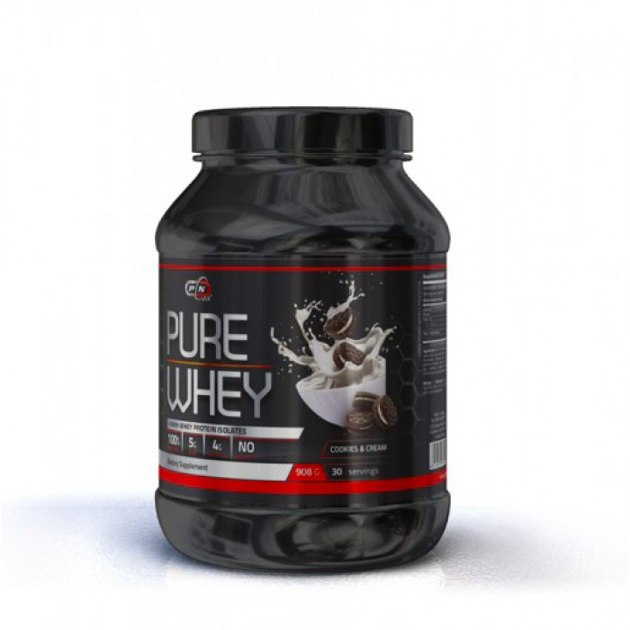 Pure Nutrition - 100% Pure Whey / 2lb.