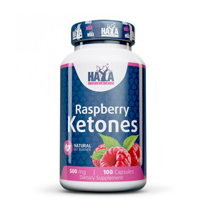 Haya Labs - Raspberry Ketones 500mg. / 100 caps.