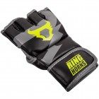 ММА Ръкавици - Ringhorns Charger MMA Gloves -Black/Neo Yellow​