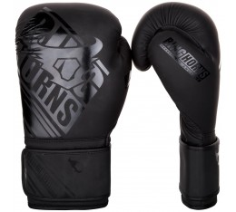 Боксови Ръкавици - Ringhorns Nitro Boxing Gloves - Black / Black​