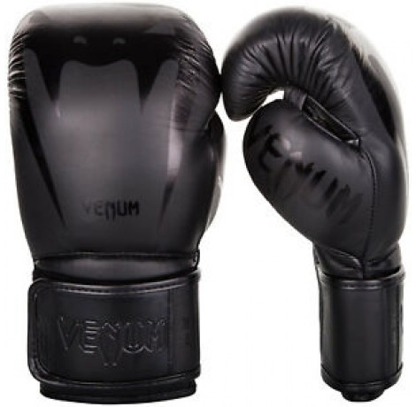 Боксови ръкавици - VENUM GIANT 3.0 BOXING GLOVES / BLACK/ BLACK