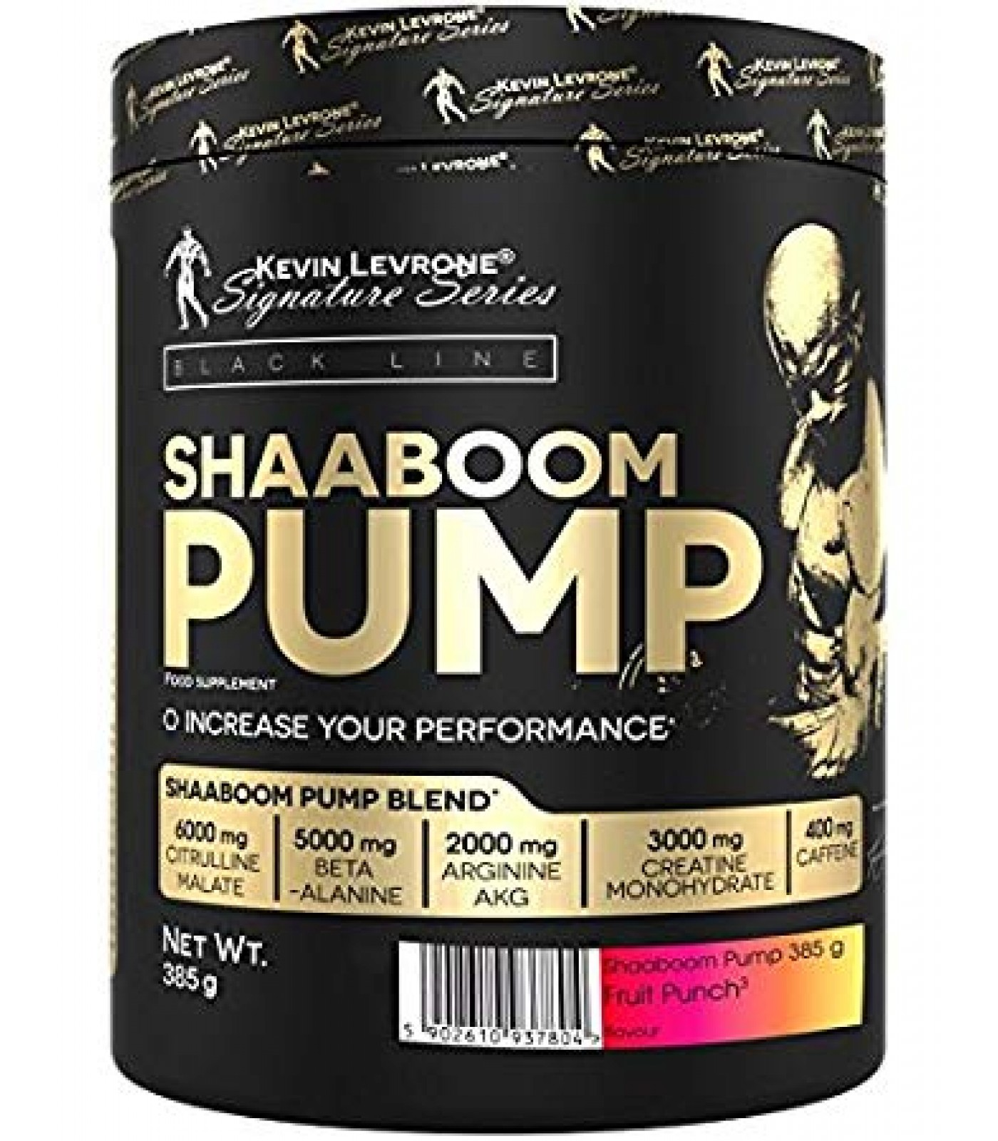 Kevin Levrone Black Line / Shaaboom Pump - 44serv.