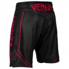 Шорти - Venum Signature Fightshorts - Black/Red​