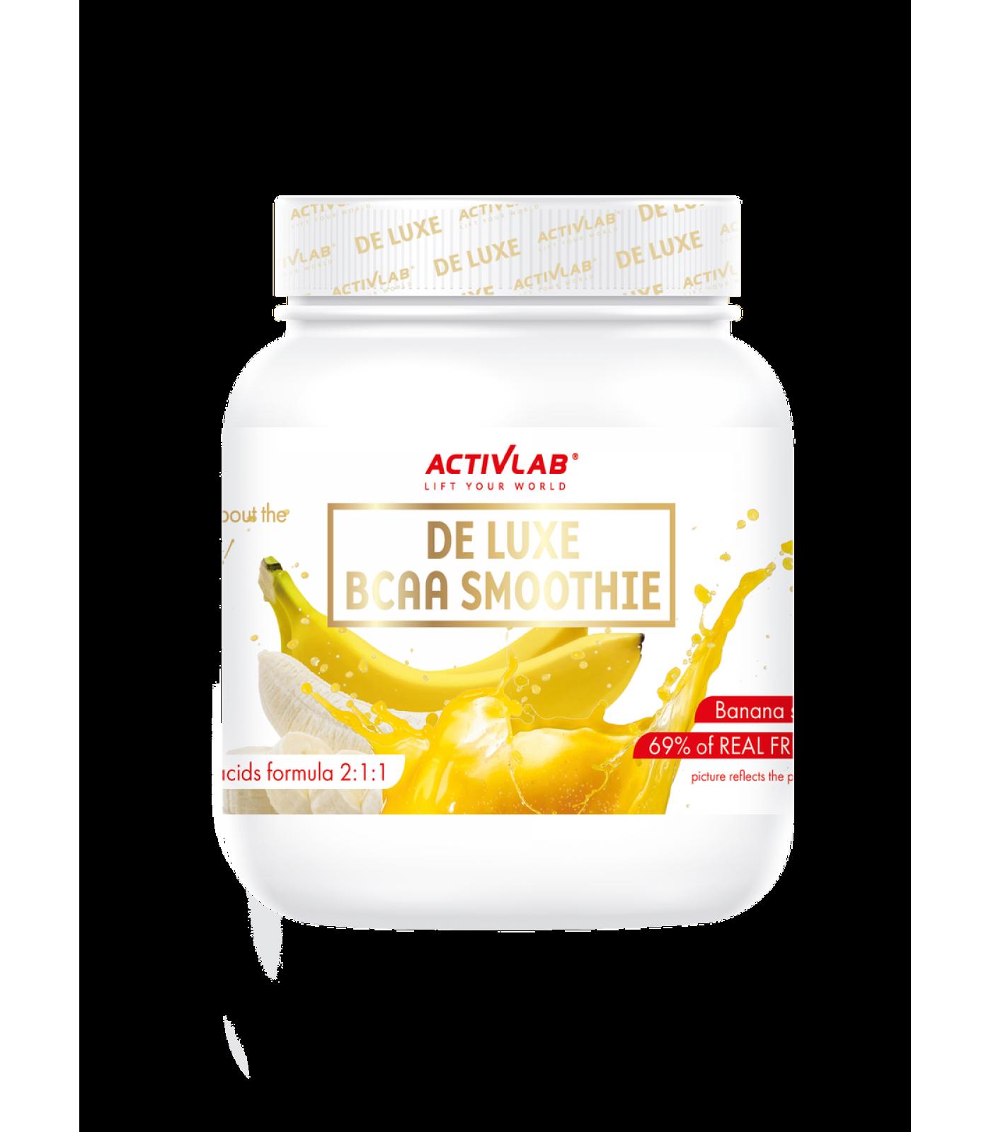 ActivLab -  De Luxe BCAA Smoothie / 440gr.