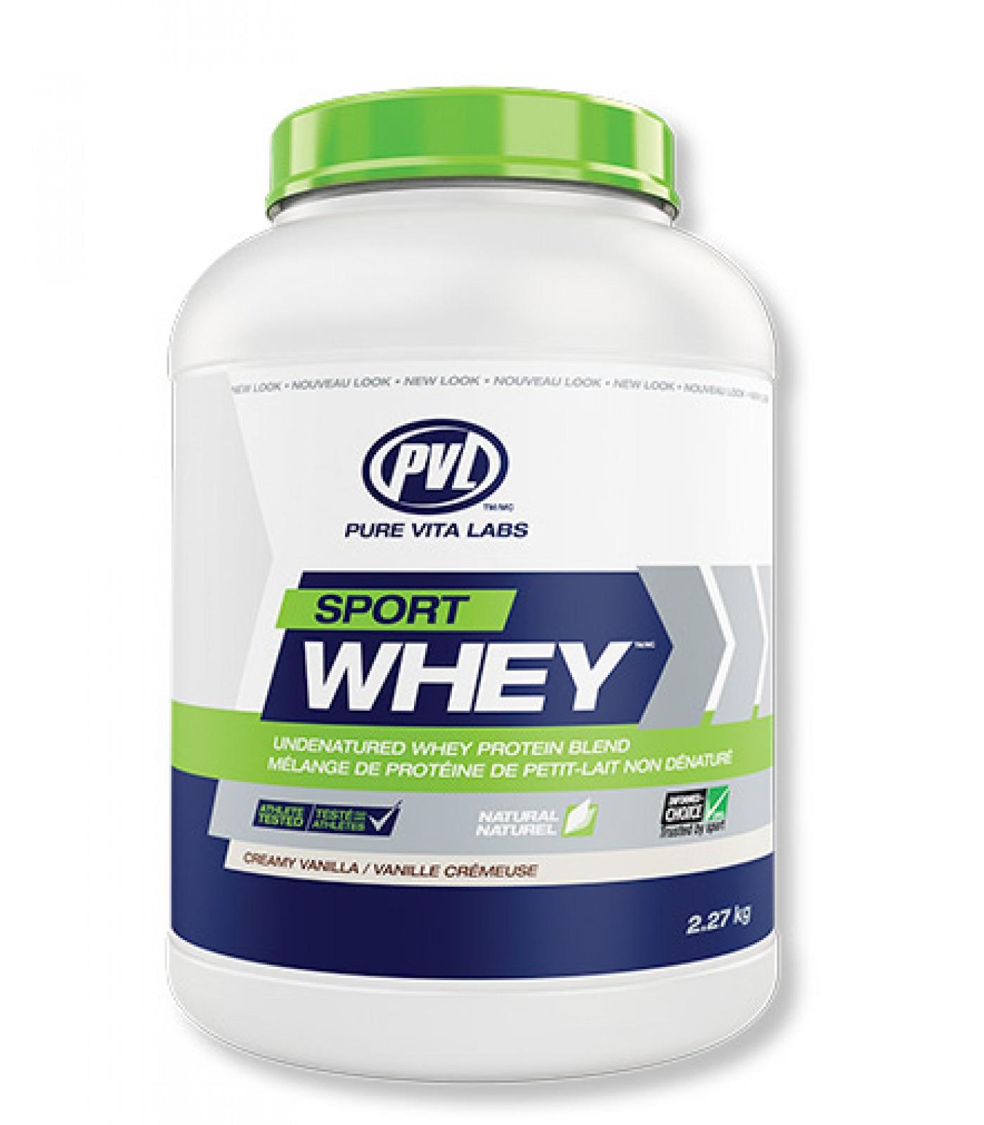 PVL - Sport Whey / 2270 gr.