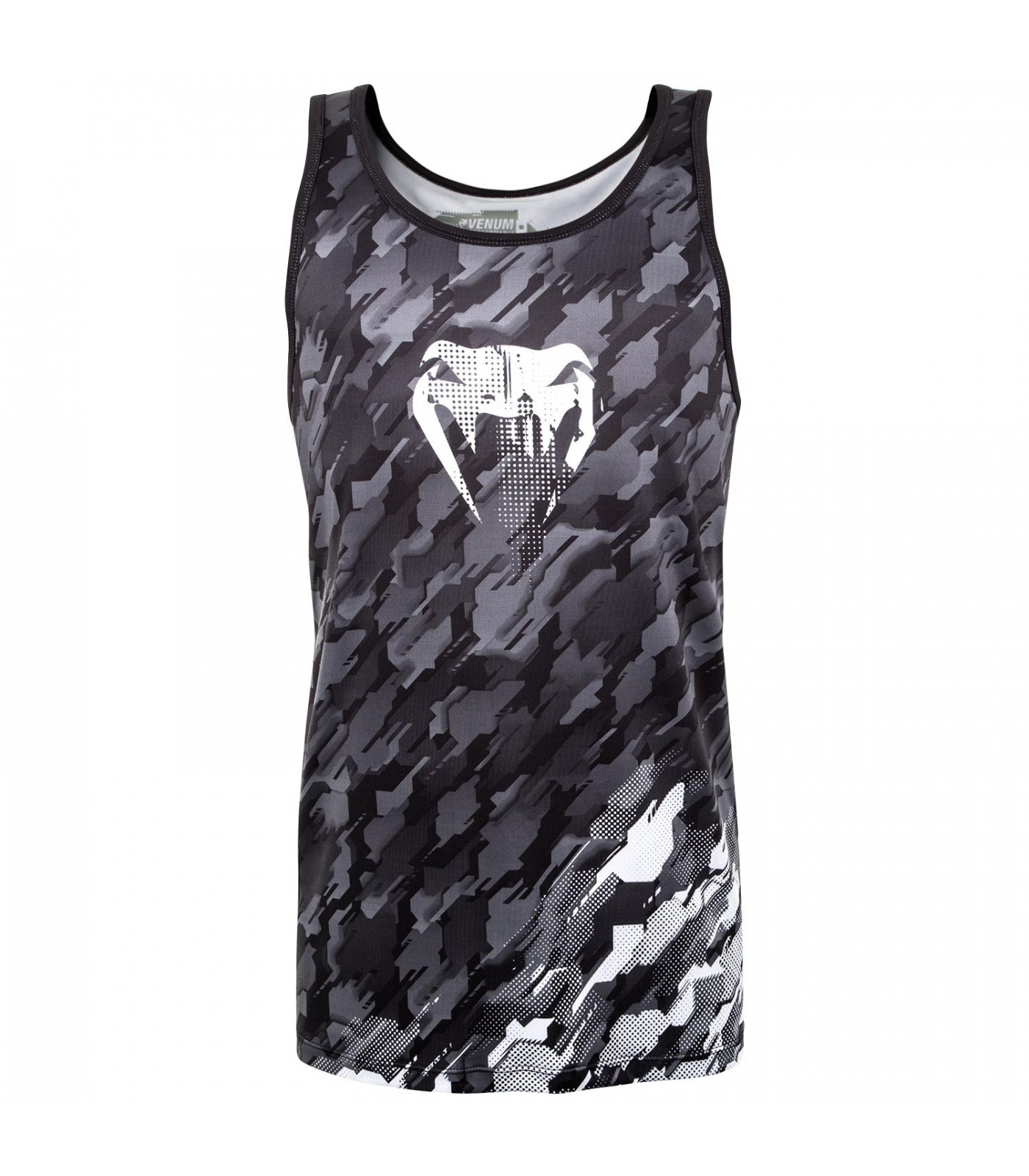 Потник - Venum Tecmo Tank Top - Dark Grey​