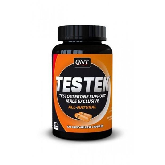 QNT - Testek / 120 caps.