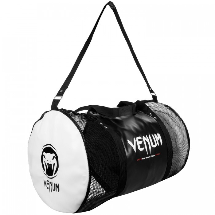 Спортен сак - Venum - Thai Camp Sports Bag - Black/White​