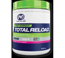 PVL - Total Reload / 600 gr Хранителни добавки, Аминокиселини, Сила и възстановяване, Разклонена верига (BCAA)
